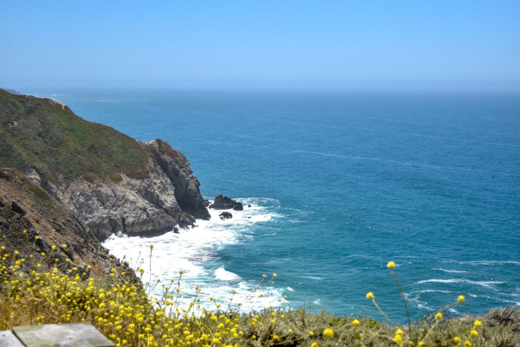 devil's slide; pacifica, ca; hike; norcal; easy hike